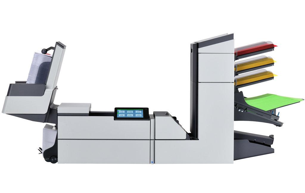 Productivité et simplicité de le courrier avec 4 stations sur AUTO PLIS V5